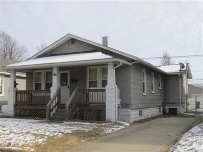 2832 Iowa Street, Granite City, IL 62040 - #: 18000112