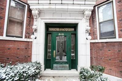 382 N Taylor Avenue UNIT 2E, St Louis, MO 63108 - MLS#: 18000232