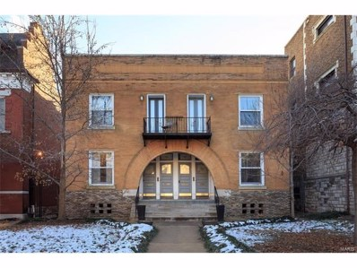 4362 Maryland Avenue UNIT B, St Louis, MO 63108 - MLS#: 18000647