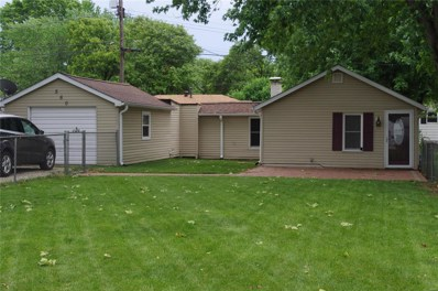 560 Park Lane, Wood River, IL 62095 - MLS#: 18000787