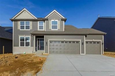 4353 Hawkins Ridge Drive, St Louis, MO 63129 - MLS#: 18000852