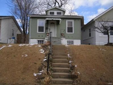 3456 MacKlind Avenue, St Louis, MO 63139 - MLS#: 18000882