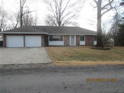 5001 Clara Drive, Godfrey, IL 62035 - MLS#: 18000981