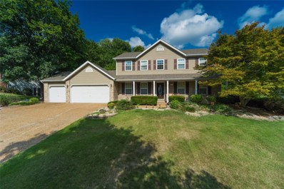 403 Crestwood Estates Drive, Collinsville, IL 62234 - MLS#: 18000989