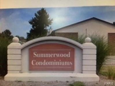 1609 Willow Wren Court UNIT 202, Florissant, MO 63033 - MLS#: 18001091
