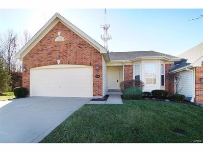 214 Cordovan Commons Parkway, Chesterfield, MO 63017 - MLS#: 18001188