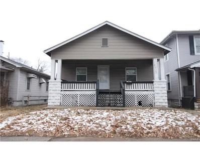 2542 Lincoln Avenue, Granite City, IL 62040 - MLS#: 18001330