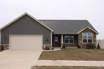 319 Berwick Crossing, Shiloh, IL 62221 - MLS#: 18001438