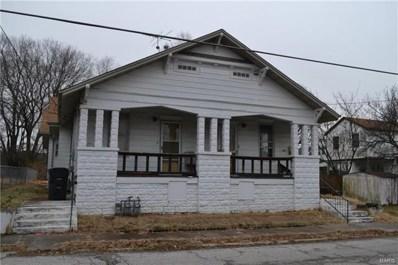 1813 Raab Street, Belleville, IL 62226 - MLS#: 18001709