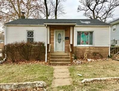 9707 Perrin Avenue, St Louis, MO 63125 - MLS#: 18001711
