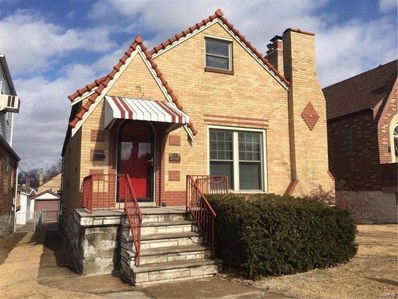 5747 Mardel Avenue, St Louis, MO 63109 - MLS#: 18001867