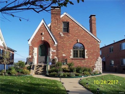6911 Fyler Avenue, St Louis, MO 63139 - MLS#: 18001881
