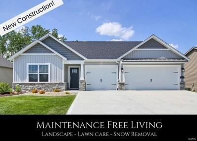1865 Cloverdale Drive, Edwardsville, IL 62025 - #: 18001972