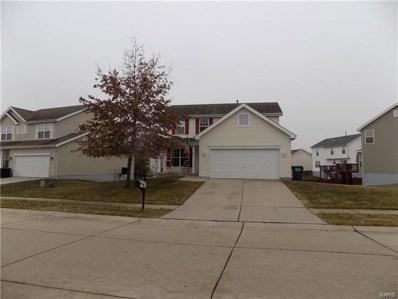 2877 Smokehouse Way, Belleville, IL 62221 - MLS#: 18002085