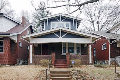 1121 Dover Place, St Louis, MO 63111 - MLS#: 18002130