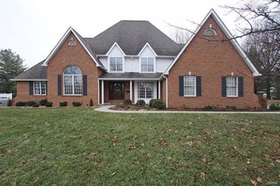 408 Oak Hill Drive, Belleville, IL 62223 - #: 18002155