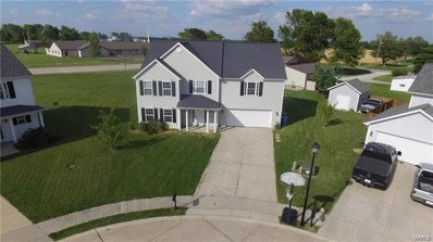 1206 Peach Lane, New Baden, IL 62265 - #: 18002354