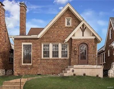 5821 Itaska Street, St Louis, MO 63109 - MLS#: 18002400