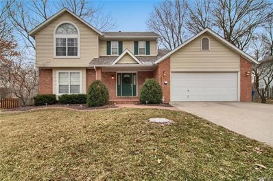 217 Forest Ridge Court, Glen Carbon, IL 62034 - #: 18002880