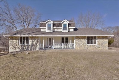 15503 Canyon View Court, Chesterfield, MO 63017 - MLS#: 18003000