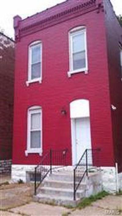 3616 Iowa Avenue, St Louis, MO 63118 - MLS#: 18003111