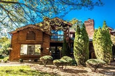 1707 Hemingway Lane, Weldon Spring, MO 63304 - MLS#: 18003135