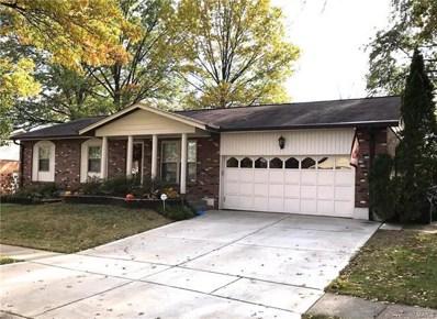 4036 Camelot Estates Court, St Louis, MO 63129 - MLS#: 18003448