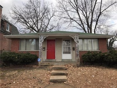 3133 Alfred Avenue, St Louis, MO 63116 - MLS#: 18003773