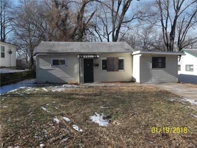 10225 Earl Drive, St Louis, MO 63136 - MLS#: 18003786