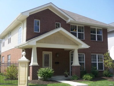 0 Tbb Terry Park Subdivision, St Louis, MO 63104 - MLS#: 18004069