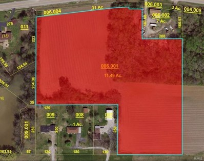 0 State Route 162, Troy, IL 62294 - MLS#: 18004256