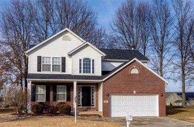 109 Sugar Oak Court, Edwardsville, IL 62025 - #: 18004383