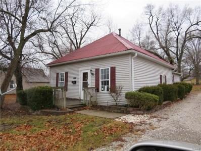 606 E Chestnut, Gillespie, IL 62033 - MLS#: 18004648