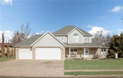 813 Vossclare Lane, Breese, IL 62230 - MLS#: 18004886