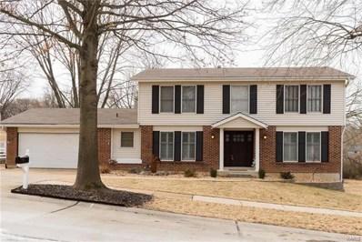 4806 Prairie View Court, St Louis, MO 63128 - MLS#: 18005050