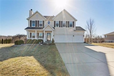 704 Briar Lake Place, Columbia, IL 62236 - MLS#: 18005054