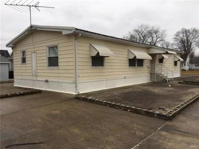 528 S Hibbard Street, Staunton, IL 62088 - MLS#: 18005146