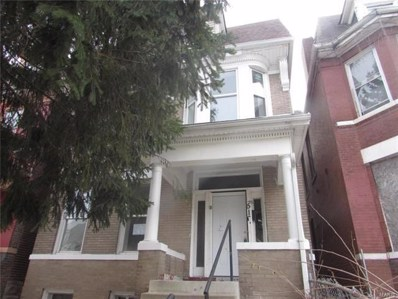 5166 Enright Avenue, St Louis, MO 63108 - MLS#: 18005174