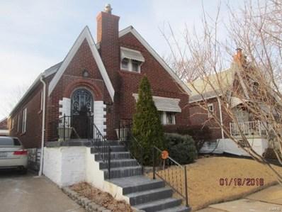 5943 Alpha Avenue, St Louis, MO 63147 - MLS#: 18005259