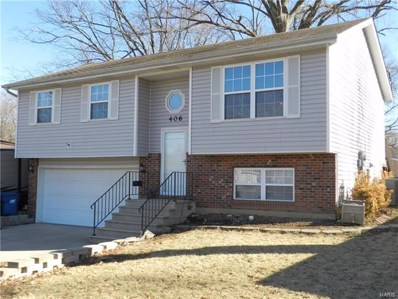 406 Cook Street, Troy, IL 62294 - MLS#: 18005565