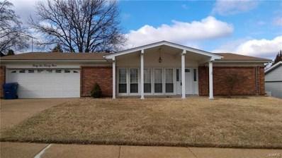 3629 Harmann Estates Drive, Bridgeton, MO 63044 - MLS#: 18005819