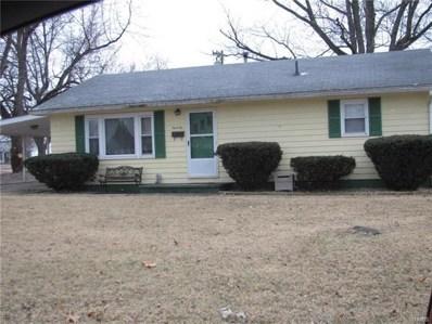 102 Circle Drive, Jerseyville, IL 62052 - MLS#: 18005849