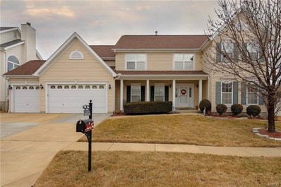 1269 Hermans Orchard Drive, Florissant, MO 63034 - MLS#: 18005895