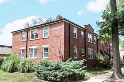 6921 Southland Avenue UNIT E, St Louis, MO 63109 - MLS#: 18005938