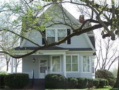 212 Barr Avenue, Jerseyville, IL 62052 - MLS#: 18006063