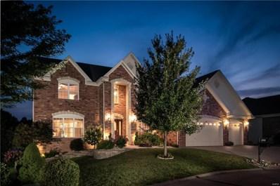 5713 Keller Bend Drive, St Louis, MO 63128 - MLS#: 18006101