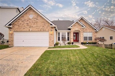 762 Whispering Forest, Ballwin, MO 63021 - MLS#: 18006187