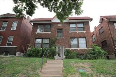 4515 Chouteau Avenue, St Louis, MO 63110 - MLS#: 18006221