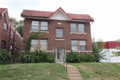 4509 Chouteau Avenue, St Louis, MO 63110 - MLS#: 18006227