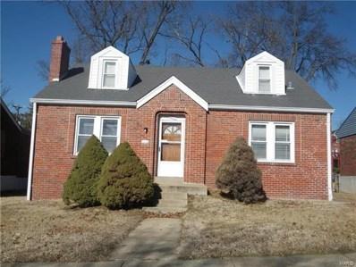 7725 Saint Albans Avenue, St Louis, MO 63117 - MLS#: 18006420